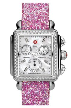 Beautiful MICHELE watch!