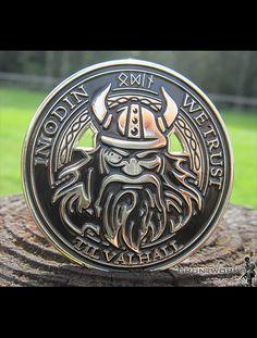 Odin Challenge Coin - Gruntworks11b