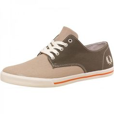 Fred Perry Barbati Deon Panza Pompe Maro - LiMiT Outlet Magazin Online