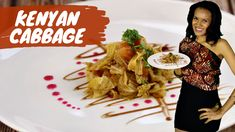 This delicious cabbage recipe is another vegetarian dish which is quick and simple to prepare and fits into every schedule. The dish originates from Kenya an. Cabbage Recipes, Healthy Side Dishes, Grilled Meat, The Dish, Food Videos, Vegetarian Dish, Chicken, Kenya, Schedule