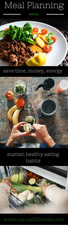 How can you save time, money, energy and sustain healthy eating habits? By meal planning! Here's your comprehensive guide on how to get meal planning done the easy way!