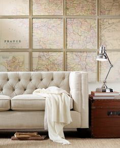 1000 images about maps on furniture on pinterest maps
