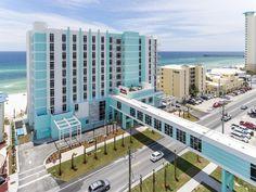 Hampton Inn & Suites Panama City Beach-Beachfront $110 ($̶1̶2̶7̶) - UPDATED 2018 Prices & Hotel Reviews - FL - TripAdvisor