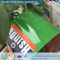 Hsinda ultra-thin powder coating At present, the standard film thickness of powder coatings is 60~80μm, for some of the requirements are not high, thick film is surplus, at the same time increase the cost, which requires the development of the direction of the film. For spraying household appliances spraying Factory, because with large amount of powder, use of Hsinda ultra-thin powder spraying can be effectively reduce the cost of the application of powder coatings . Thin powder coatings can…
