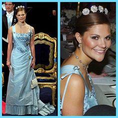 Crownprincess Victoria, Nobel 2003 Instagram