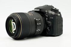 Nikon D7100 and Nikkor 105mm f/2.8 Micro
