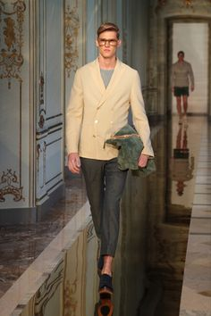 Ports 1961 Spring 2014 Menswear Collection Slideshow on Style.com