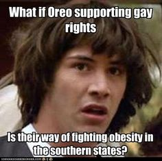 Oreo's Gay Pride Cookie Controversy | Know Your Meme
