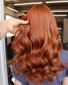 Red and Strawberry Blonde Bob - 60 Trendiest Strawberry Blonde Hair Ideas for 2019 - The Trending Hairstyle Red Hair Boy, Red Blonde Hair, Strawberry Blonde Hair, Red Hair Color, Beautiful Red Hair, Love Hair, Copper Red Hair, Colored Hair Tips, Auburn Hair