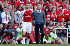 Arsene Wenger, Arsenal, Sports, Tops, Fashion, Moda, La Mode, Sport, Shell Tops