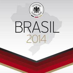 DFB-Team -- German national football team -- 2014 FIFA World Cup in Brazil Girls Soccer Team, Play Soccer, World Cup Logo, Germany National Football Team, Philipp Lahm, Fifa 2014 World Cup, Dfb Team, World Cup Winners, World Football