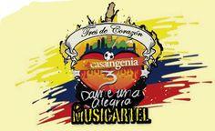 """""""Dame una alegría"""" de la agrupación Tr3sdeCoraZón es la canción recomendada en este #martes del #musicartel para animar a nuestra Seleccion Colombia!!!"""