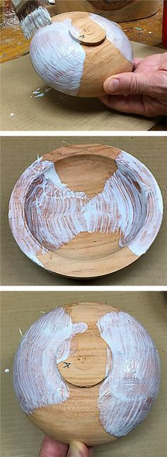 Drying Green Wood Bowls – 6 Methods For Success Drying Green Wood Bowls Sealing End Grain Wood Turning Lathe, Wood Turning Projects, Wood Lathe, Turning Tools, Green Woodworking, Learn Woodworking, Woodworking Projects, Woodworking Lathe, Tips And Tricks