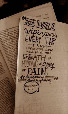 God's word.