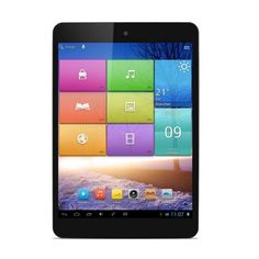 IFIVE mini3 Android 4.2 Tablet PC 7.85 pulgadas IPS pantalla RK3188 Quad-Core http://www.androidtospain.com/goods-1544.html frecuencia 1.6ghz, quad-core resolución 1024 x 768 disco duro16 GB    memoria    1 g capacidad de la batería 4100mah