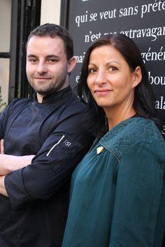 Mademoiselle B à Nantes est sur restaurants-nantes.com