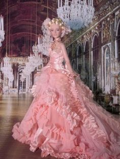 About Sweeping Versailles: Sweeping Antoinette in the Hall of Mirrors Versailles backdrop.
