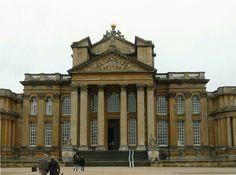 Bleinheim Palace - Churchill's Family Home.