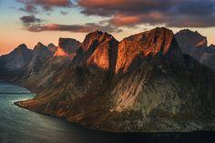 View from Reinebringen by Irinel Cirlanaru on 500px