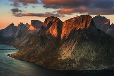 View from Reinebringen by Irinel Cirlanaru on 500px