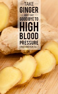Blood Pressure Remedies Take Ginger And Say Good Bye To High Blood Pressure Once And For All! - Want to know how ginger helps combat high blood pressure? Then here is all you need to know about ginger and high blood pressure in detail. Read on to know Natural Blood Pressure, Reducing High Blood Pressure, Blood Pressure Remedies, Lower Blood Pressure, Reduce Blood Pressure Naturally, Vitamins For Blood Pressure, Blood Pressure Control, Natural Health Remedies, Natural Cures