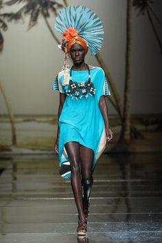 Mercedes Benz Fashion Week Capetown Lalesso