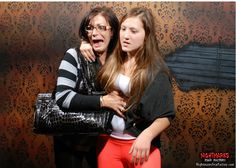 What are best friends for? http://www.nightmaresfearfactory.com/pics-and-video #HauntedHouse #FEAR #Halloween2013 #NightmaresFearFactory #scary #Funny