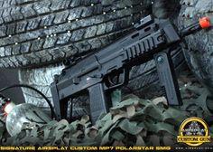 PolarStar MP7 Custom Armas Airsoft, Airsoft Guns, Captain America, Around The Worlds, Ps, Wallpapers, Popular, Star, Wallpaper