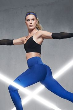 If ill-fitting yoga leggings are throwing off your flow, trade up for the Nike Women Zoned Sculpt Tight. A compressive high-waist fit covers where you want it and keeps you focused on finally nailing that Warrior II pose.