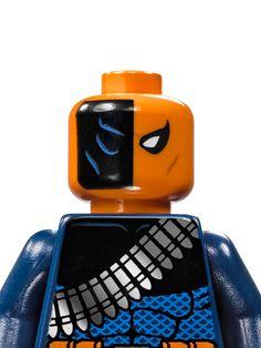 Deathstroke - Personajes - DC Comics Super Heroes LEGO.com