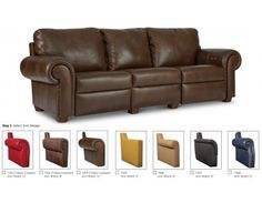 The Leather Furniture Expo Sells Top Grade Leather Furniture With  Nationwide Shipping. We Ship New Leather Sofas, Sectionals, Recliners, And  More Au2026