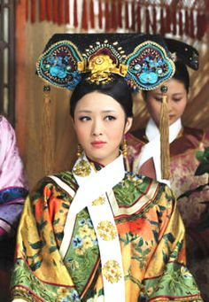 Legend of Concubine Zhen Huan aka Empresses in the Palace chinese drama