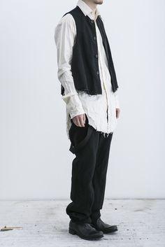 Visions of the Future // elena dawson waistcoat