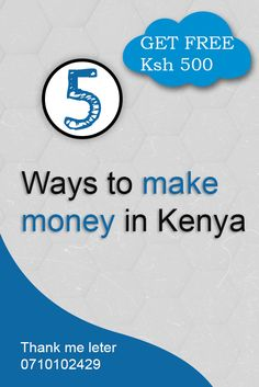 Can you make extra money online? goldmineagencies has provided more than 5 option to make money in Kenya from home with your smartphone. Online Income, Online Earning, Earn Money Online, Online Jobs, Work From Home Jobs, Money From Home, Get Gift Cards, Online Blog, Hoe