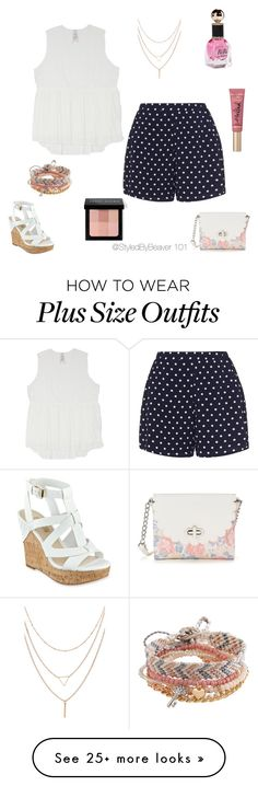 """""""PLUS SIZE SUMMER FASHION