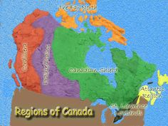 Lawrence Lowlands-Location The St. Lawrence Lowlands region is located in Southern Quebec, Southern Ontario, and parts of Newfoundland. Fifth Grade, Second Grade, Grade 3, North Plains, Social Studies Curriculum, Newfoundland And Labrador, Unit Plan, Social Science, Great Lakes