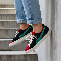 de48a264b1df 55 Best Clydes images in 2019   Pumas shoes, Tennis, Loafers   slip ons