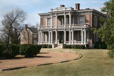 Two River's Plantation, Nashville Tn--very cheap AND tax deductible! Southern Plantation Homes, Southern Plantations, Plantation Houses, Southern Homes, Country Homes, Nashville Trip, Nashville Tennessee, Georgie, Antebellum Homes