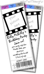 Totally free and totally awesome website. Easily customize your own invitations, cards, certificates, magazine covers, birth announcements, save the dates, ect...
