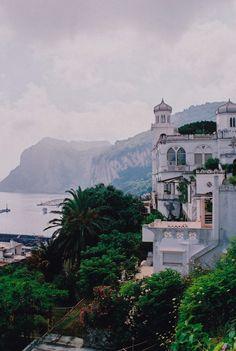 Capri (Campania, Italy) by Monica Forss