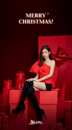 Tagged with beautiful, gorgeous, fashion, lens, blackpink; Shared by Blackpink for OLENS (high definition) Kim Jennie, Yg Entertainment, K Pop, South Korean Girls, Korean Girl Groups, Merry Christmas Wallpaper, Rapper, Blackpink And Bts, Blackpink Jisoo