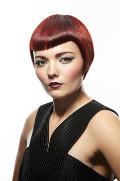 Award winning red hair from Lisa Power Salon, Seattle. Great Hair, Seattle, Salons, Lisa, Red, Lounges