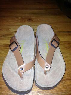 Birkenstock sandals Adria womens 6 37 vegan synthetic #Birkenstock #TStrap