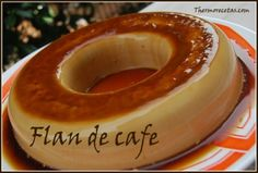 Flan de café  #thm #thermomix