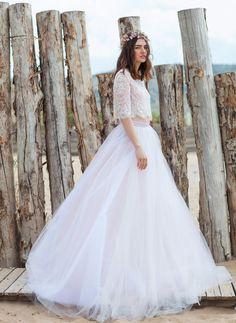 Christos Costarellos Wedding Dress Collection | Bridal Musings Wedding Blog 19