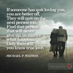 Just because YOU gave up doesn't mean the next will! I still have a chance at love !