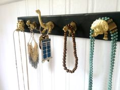 Hey, I found this really awesome Etsy listing at https://www.etsy.com/listing/236273766/free-shipping-key-holder-with-gold