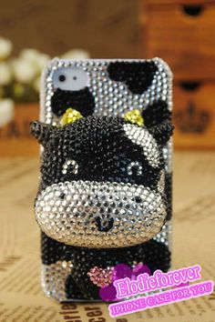 ON SALE Bling Bling Celebrity Little Cute Cow by Elodieforever, $33.99