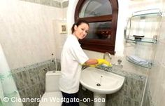 Domestic Cleaners Westgate-on-sea