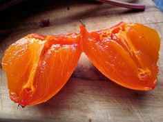 Persimmons are a sweet and delicious fruit that are an excellent source of vitamin A, C, and B-complex and minerals such as potassium, manganese and copper. They contain an anti-cancer and anti-tumor compound called Betulinic acid which makes them highly beneficial for lung, colon, prostate, breast, and skin cancer.